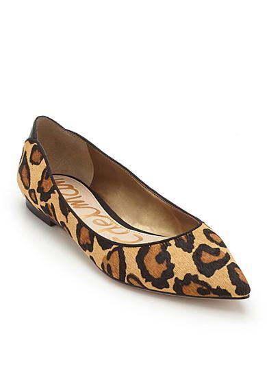belk leopard print shoes