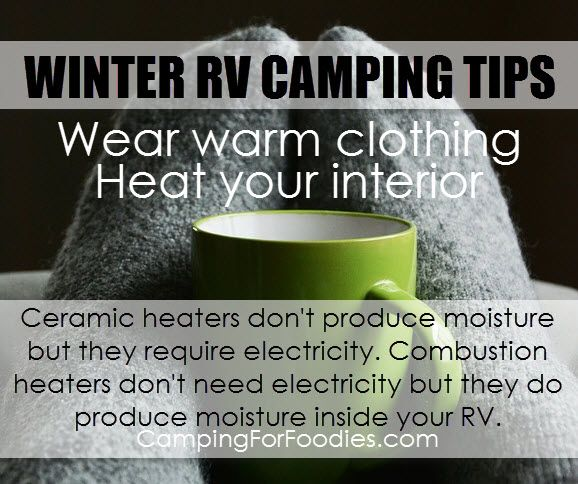 Photo of WINTER RV CAMPING TIPS!