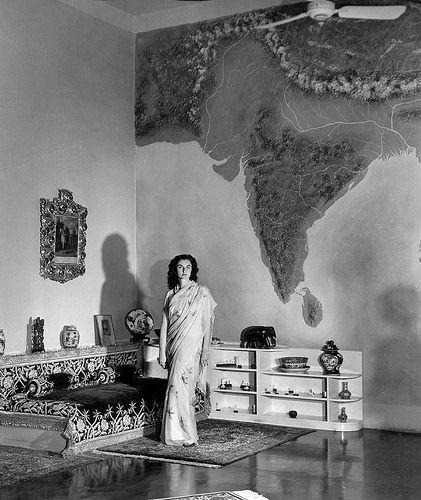Princess of Berar Duru Shevar Hyderabad - 1946   Flickr - Photo Sharing!