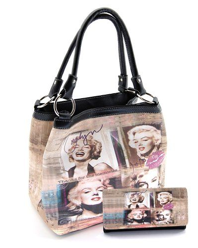 Marilyn Monroe Bags Purses And Wallets Are Classic Always Look Fabulous