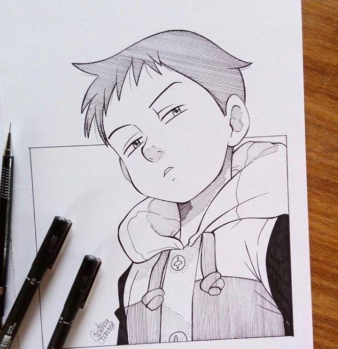 Pin En Anime Drawings