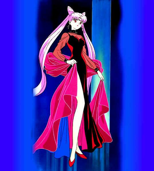Wicked Lady (Black Lady) Sailor Moon Custom Made Digital PDF Sewing ...