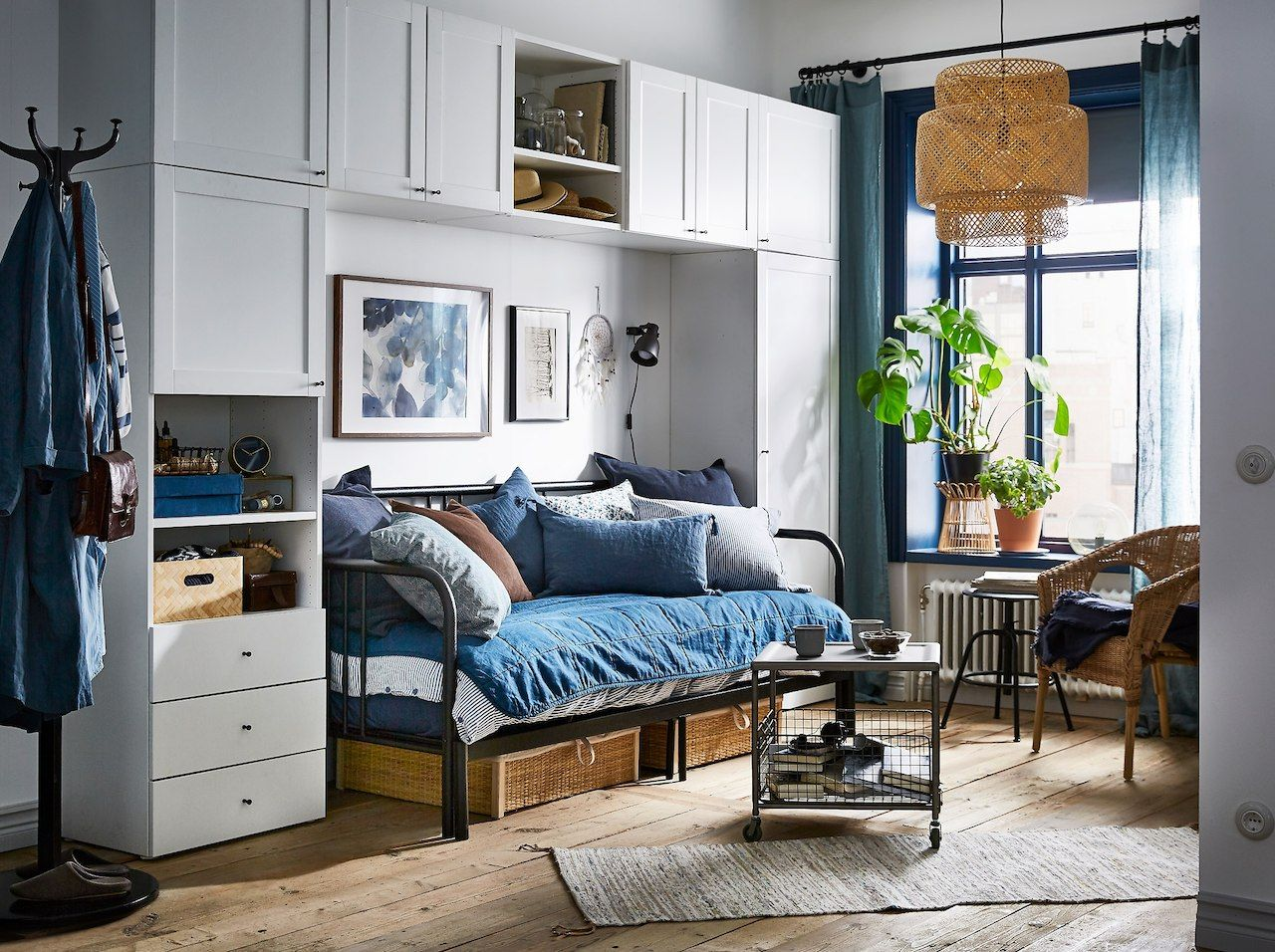 A Gallery Of Bedroom Inspiration Unique Bedroom Design Bedroom Design Ikea Bedroom Ikea platsa bedroom ideas