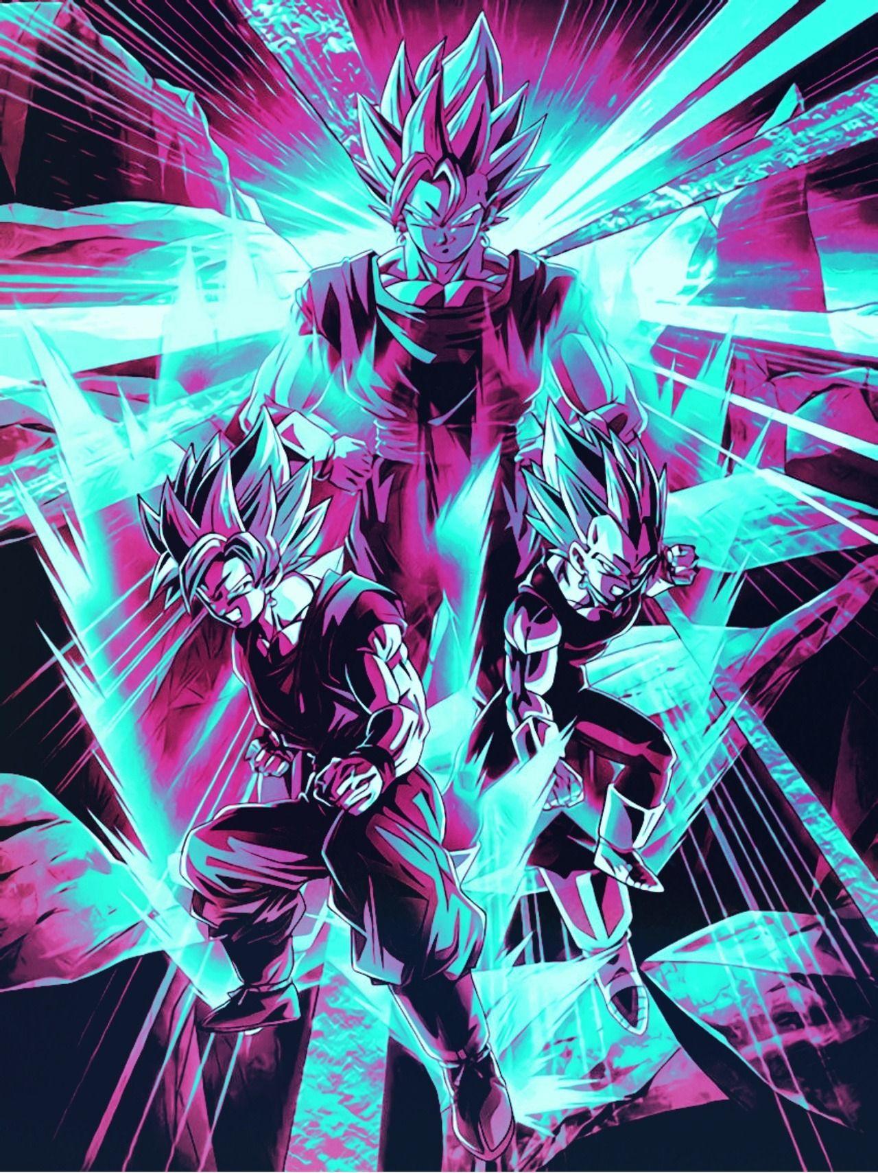 Dragon Ball Dragon Ball Super Dragon Ball Z Dragon Ball Gt Dokkan