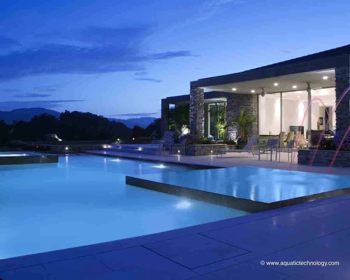 Pool Spa Design And Builder In Morgan Hill Ca Aquatic Technology Pool And Spa Luxury Pools Spa Pool Pool Designs