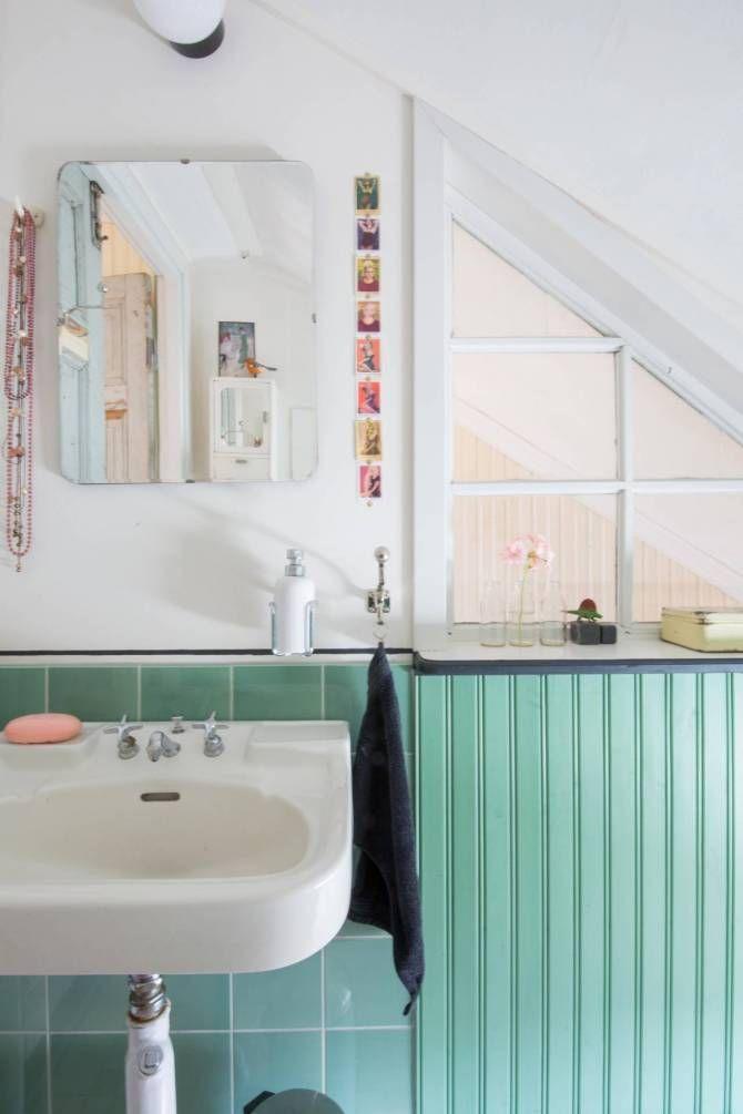 takfärg till badrum