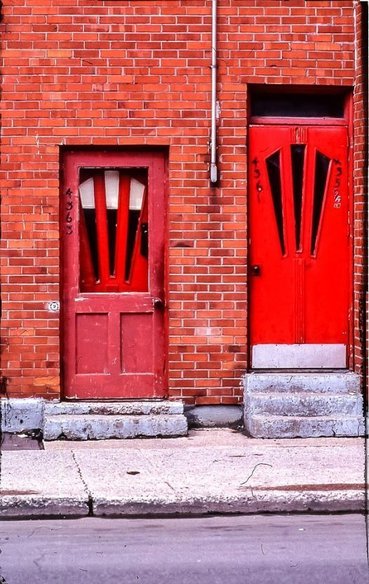 Doors in Montreal & Doors in Montreal | Doors \u0026 Gates \u0026 Other Accoutrements | Pinterest ...