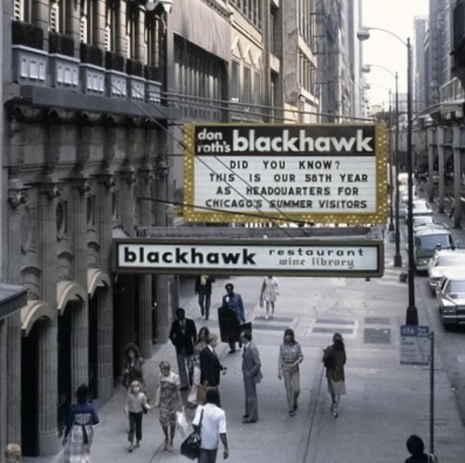 Don Roth S Blackhawk Restaurant Chicago Pin Of The Day 12 24 2017