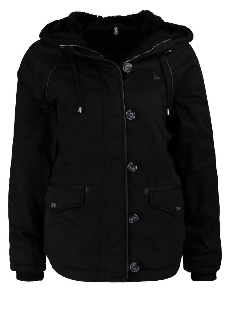 NAF NAF Winter jacket black