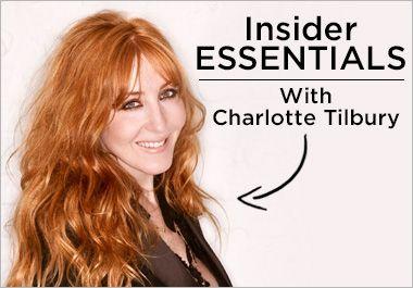 Major makeup artist Charlotte Tilbury spills her tips, tricks & must-haves! Click image for the scoop