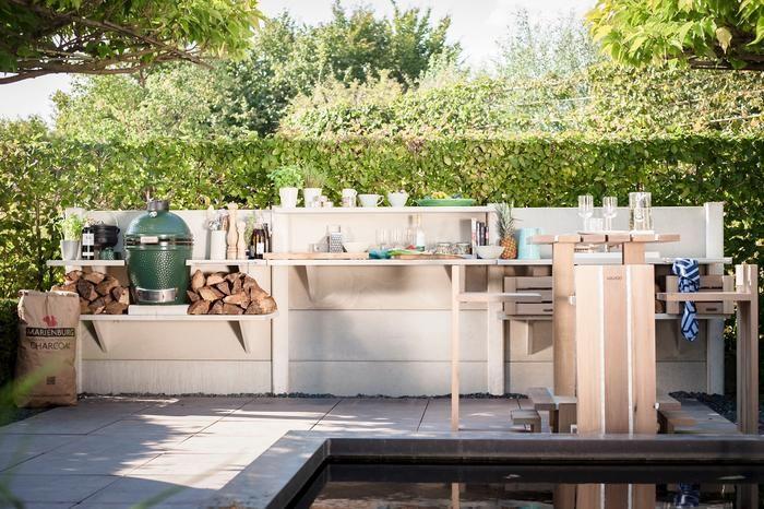 Sommerküche Kochen : Outdoor küche: kulinarischer genuss im freien outdoorküchen