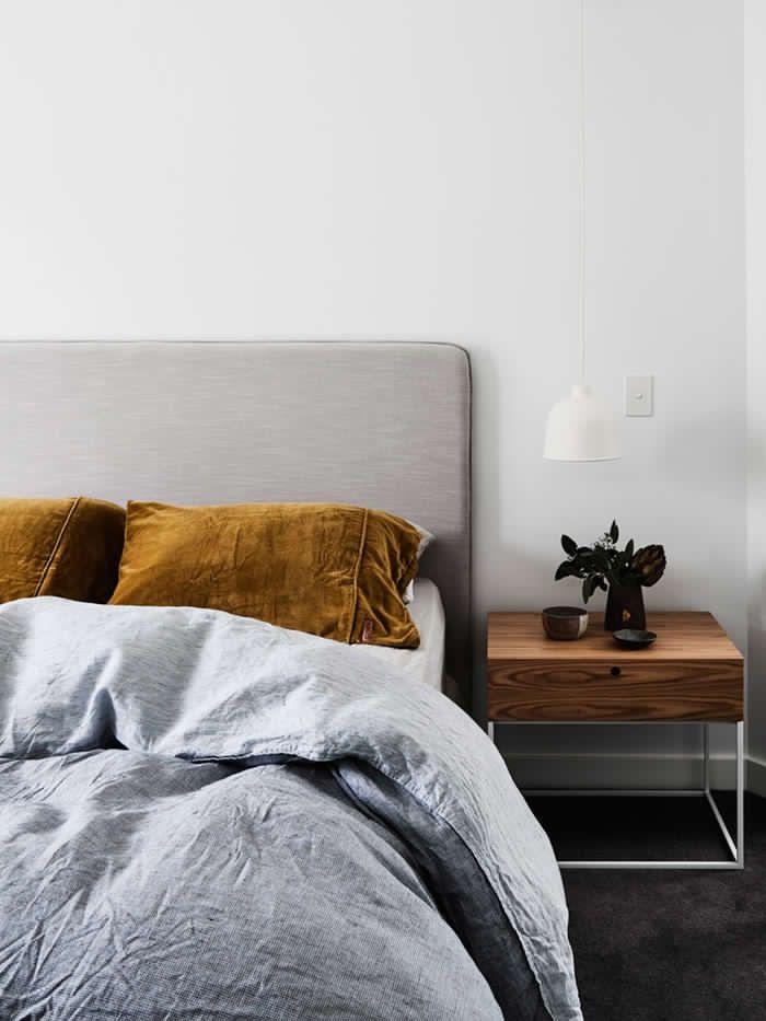 Pin by Nicole Franzen on Sleep Pinterest Wooden side table
