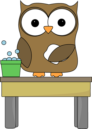 owl table washer clip art for schedules pinterest washer owl rh pinterest com Owl Clip Art Owl Clip Art