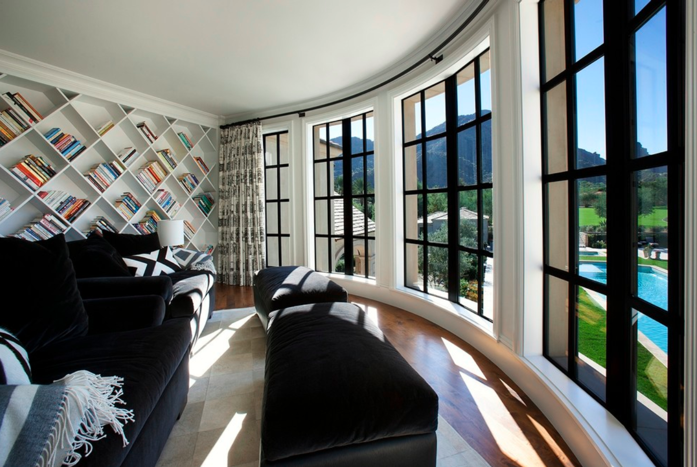 Reading Nook With a view Home, Home decor, Design