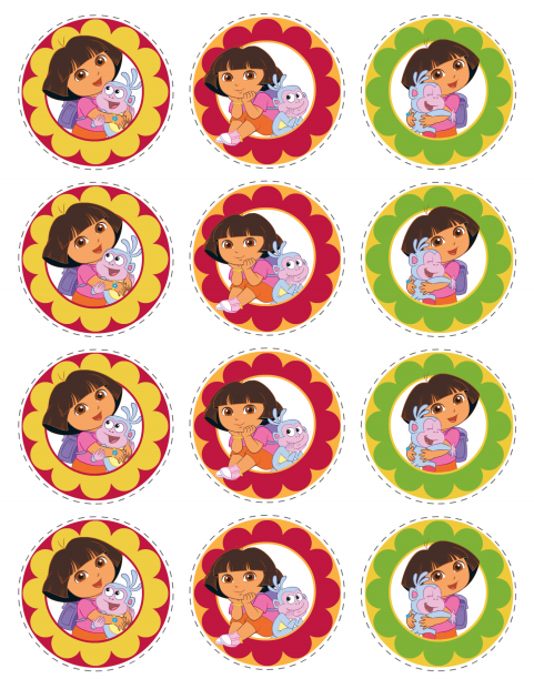 dora the explorer free printables - Dora The Explorer Pictures To Print Free