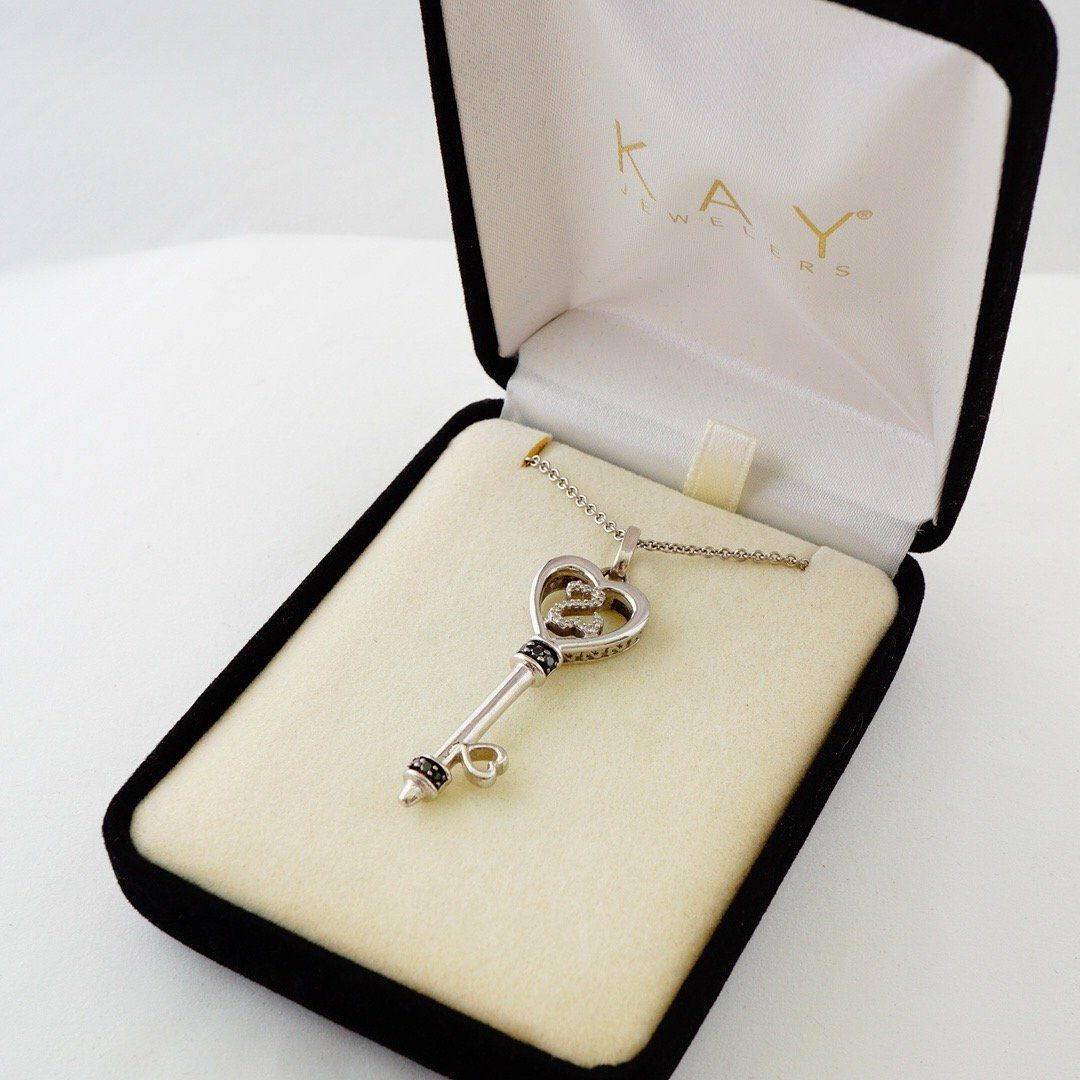 Kay Jewelers Diamond Key Necklace Products Key Necklace Kay