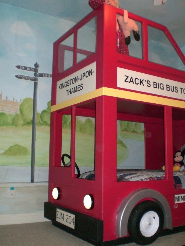 0817_1-london-bus-childrens-bed.jpg (1500×1500) | infantil ...