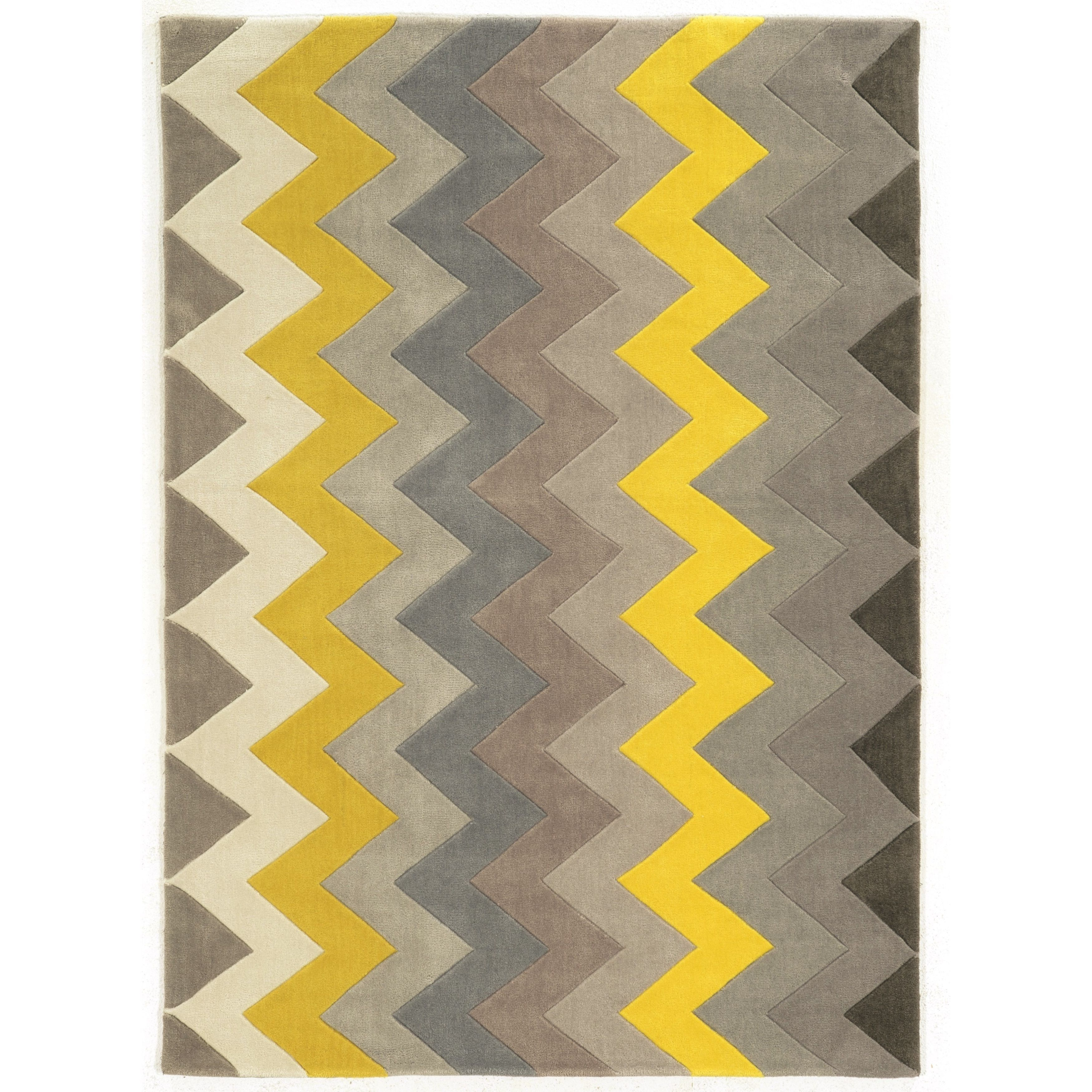 The Trio Collection Of Area Rugs Offers Transitional Styling That
