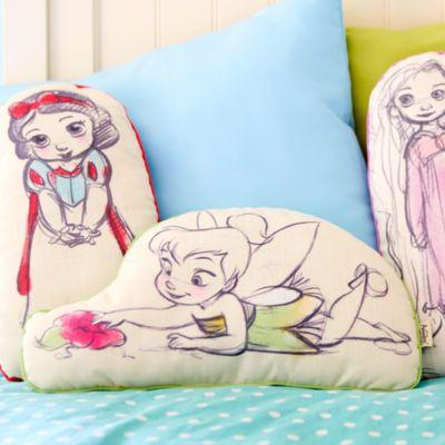 Disney Tinkerbell Childrens Neck Pillow