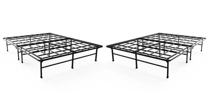 Best Sleep Master Elite Platform Metal Bed Frame Review 2018 640 x 480