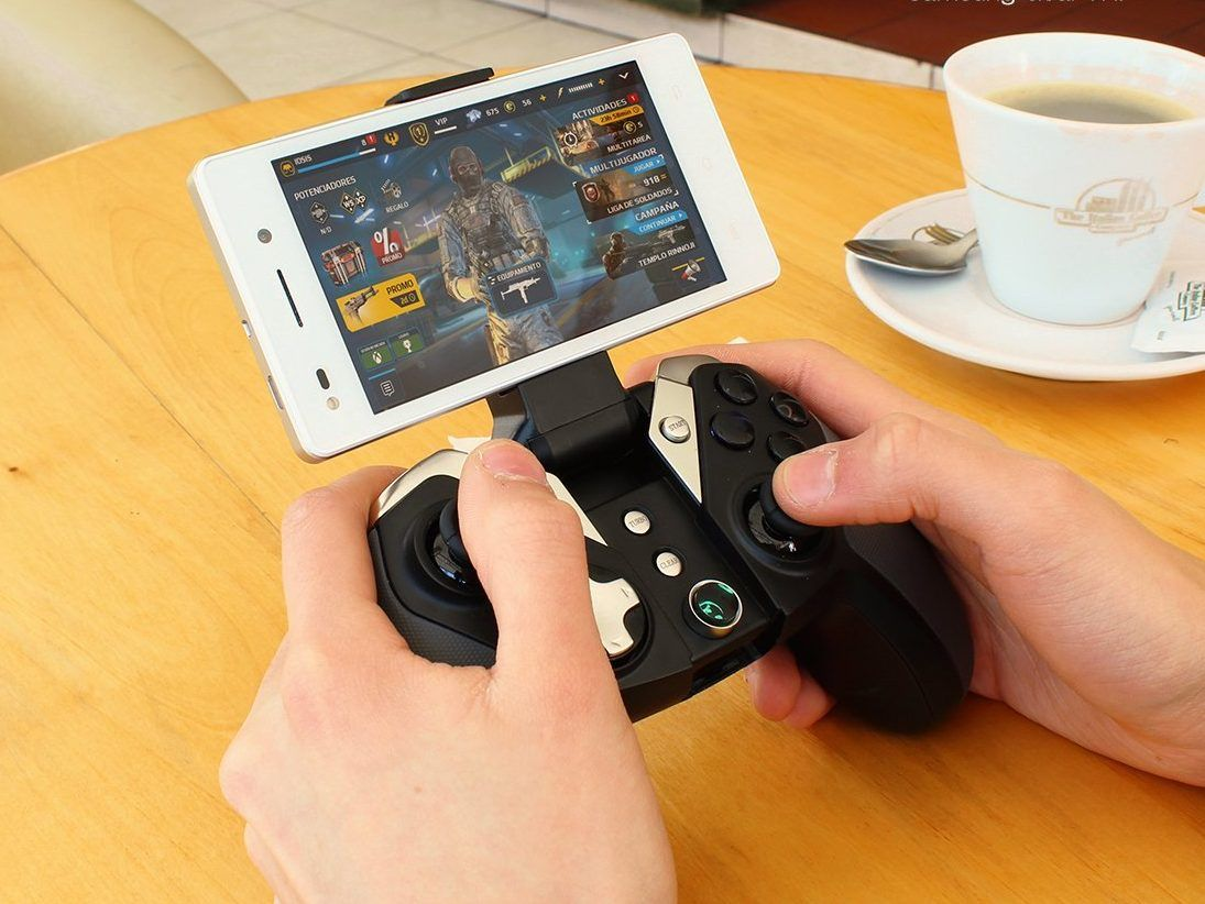 Gamesir G4s Bluetooth Wireless Gaming Controller For Android Windows Vr Petagadget Game Controller Wireless Android Windows