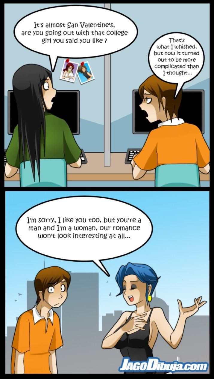 noe erwachsenen comics