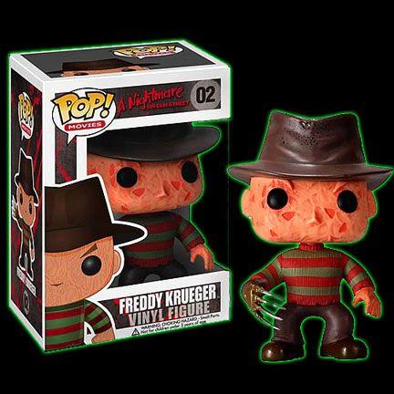 Nightmare on Elm Street Freddy Krueger Movie Pop! Vinyl Figure