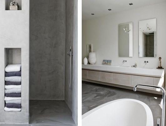 Dusche, Nischen f Utensilien Haus_Home Sweet Home - nischen im badezimmer