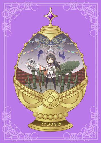 Mahou Shojo Madoka Magica Homura Soul Gem Madoka Magica Anime