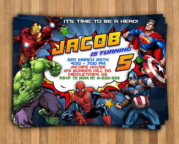 Superhéroes fiesta de cumpleaños de superhéroes los Ideas fiesta de Iker Pinterest