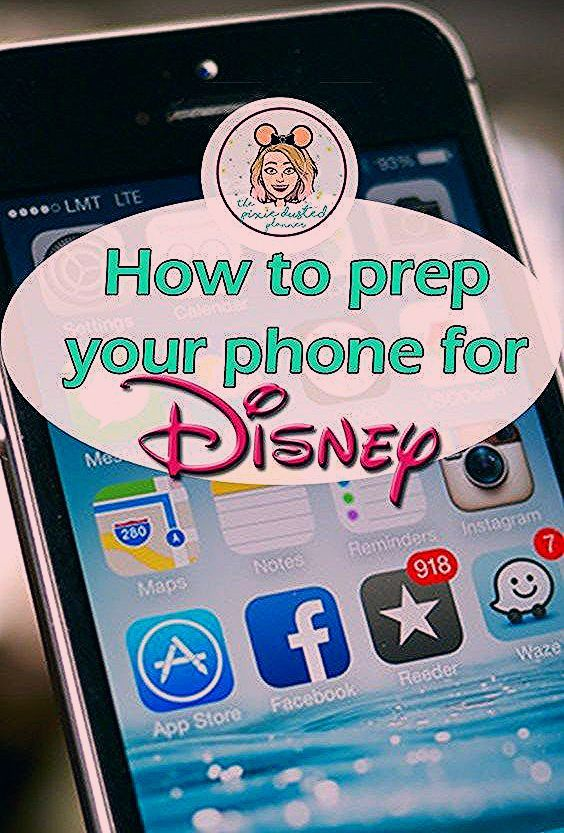 Photo of How to Prep Your Phone for a Disney Trip | The Pixie Dusted Planner