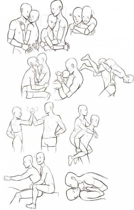 drawing couple poses hug 56 super ideas  drawing
