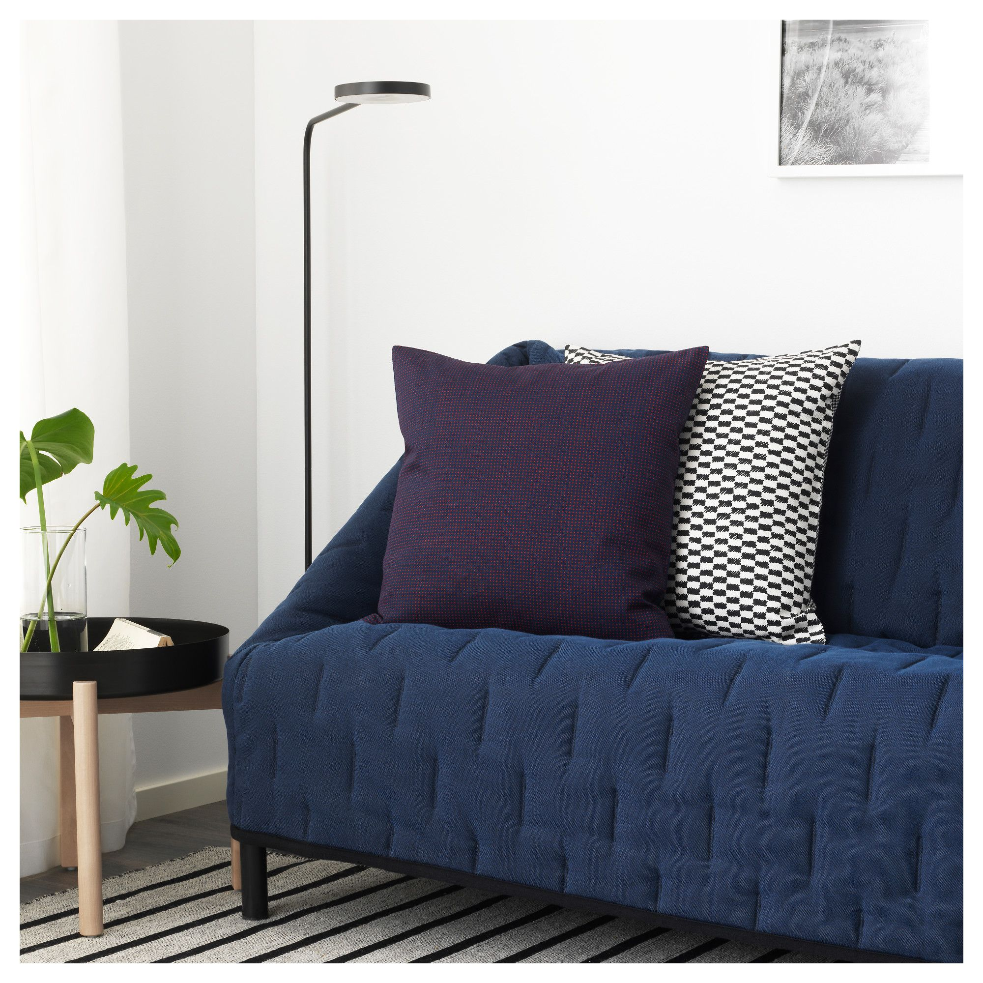 Sedie Ypperlig Ypperlig Loveseat Orrsta Black Blue Products Ikea X Hay Ikea