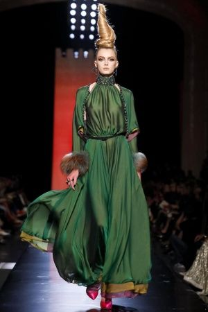 Jean Paul Gaultier Couture Fall Winter 2013 Paris