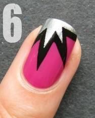 DIY manicura divertida