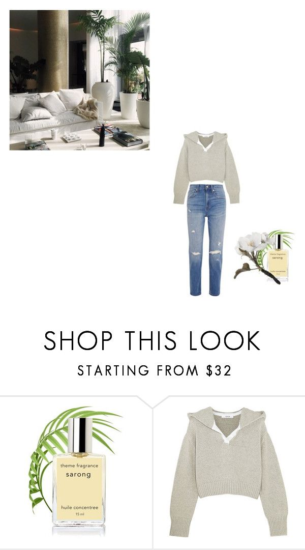 """""""Sunday Spring"""" by brittany0045 on Polyvore featuring Adeam and Madewell"""