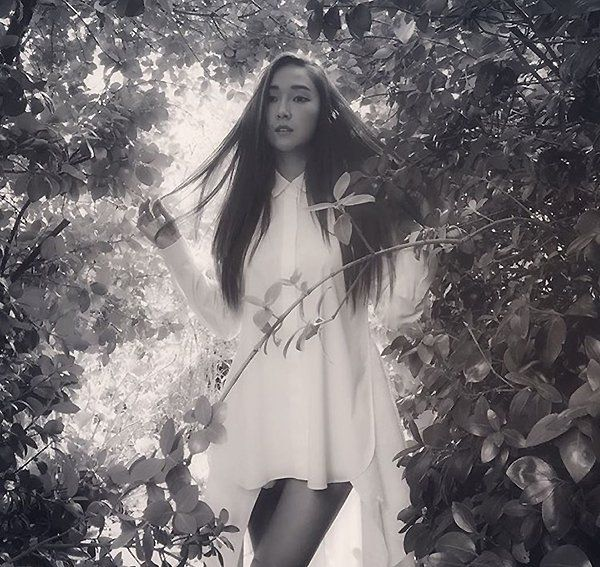Jessica's Reveals an Ethereal Photo of Herself