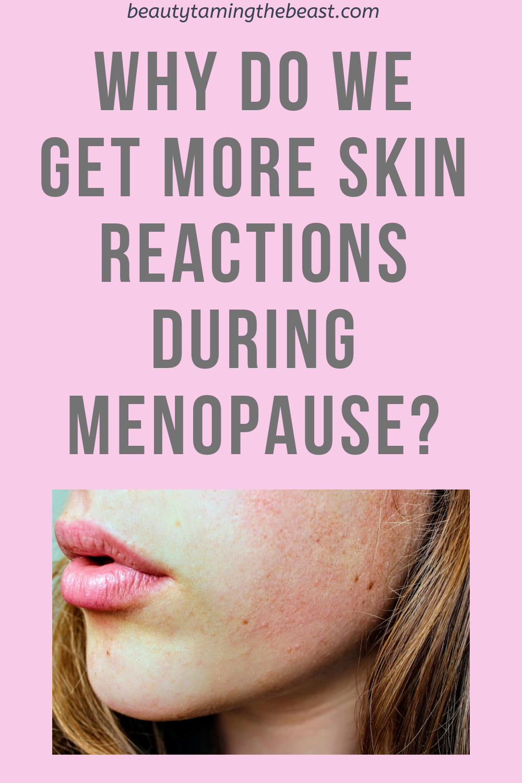 Pin on Menopause Skin
