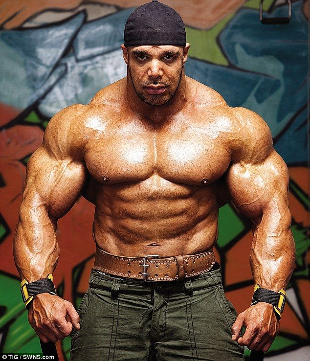 Britain's first Muslim bodybuilding champion: Fitness