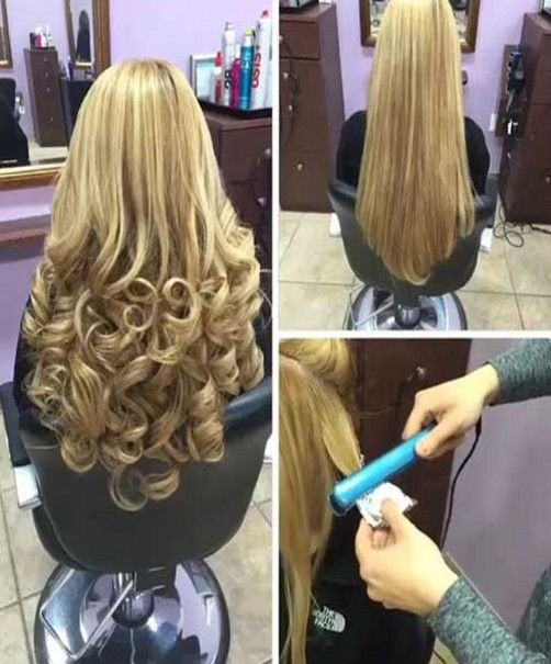 Long Hairstyles With Curls End Awesome Hairstyles For 2017 Curls For Long Hair Curl Hair With Straightener Pageant Hair