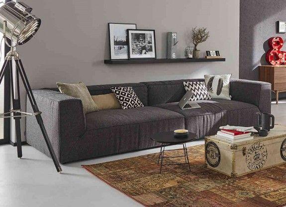 Quelle Sofa wohnen im industrie stil das ist berlin quelle otto de guido