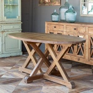29++ Antique farmhouse trestle table model
