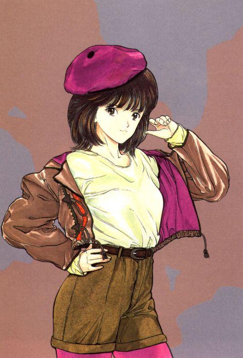 Old Anime Fashion Manga Artist Old Anime Anime
