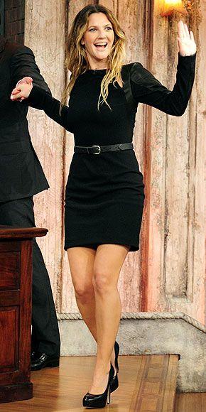 Drew Barrymore That Little Black Dress Drew Barrymore-3739