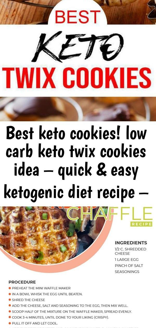 Best keto cookies! low carb keto twix cookies idea – quick & easy ketogenic diet recipe – completely #twixcookies Check out this Keto Twix Cookies. Easy Low Carb Keto desserts recipe that is quick and delish! Easy w/ few ingredients almond flour & no coconut flour Twix candy bar cookies. Almost like a copycat Twix candy bar but healthy and cookies form. Great homemade not store bought keto snacks on go - make ahead, keto desserts or keto breakfast cookie. #cookies #desserts Keto Chaffle Reci #twixcookies