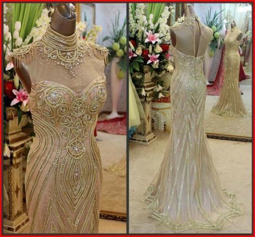 Swarovski Luxury Wedding Dresses Gorgeous