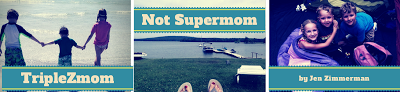 TripleZmom, not Supermom: You Are Not A Cat