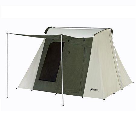 classic fit 633b8 f39dd Kodiak Canvas Tent 6051 Six-Person 10 x 10 Ft. Tent ...