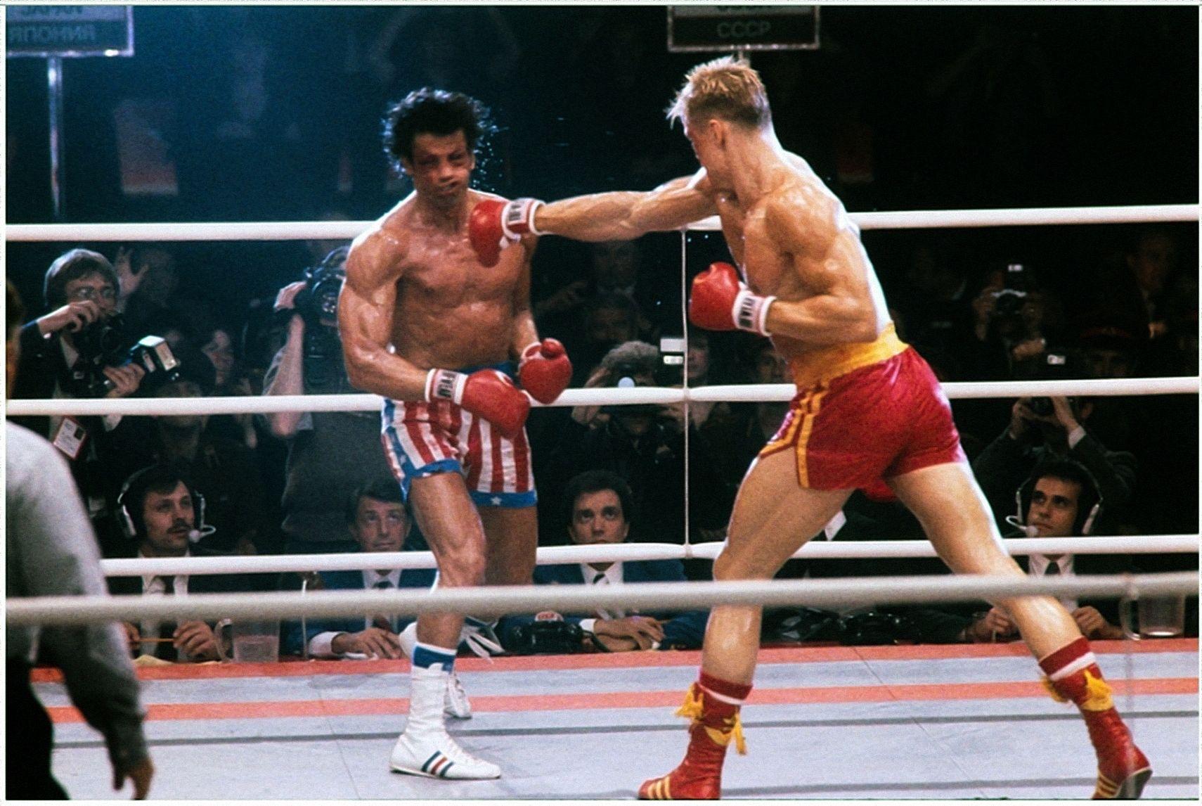 Resultado de imagen para Rocky IV