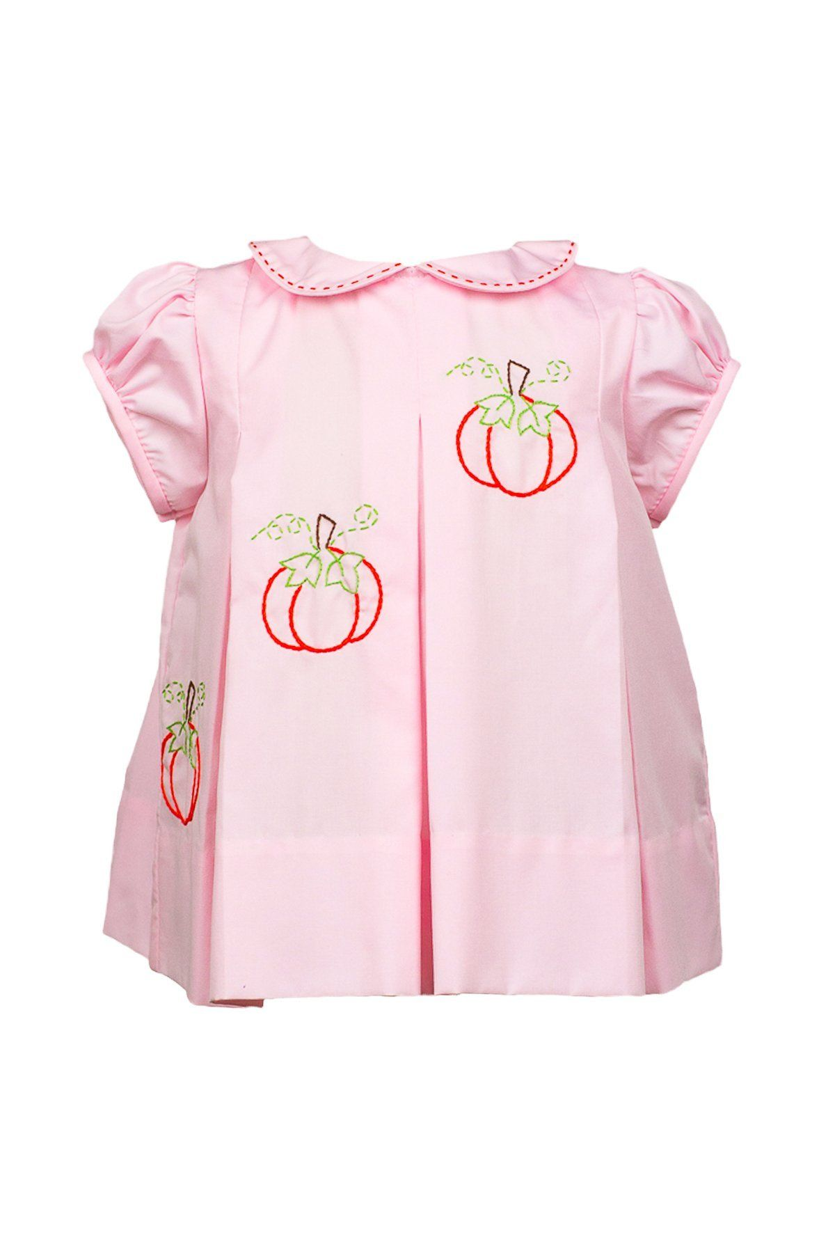 Pink Pumpkin Dress #pinkpumpkins
